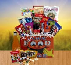 Junk Food Gift Baskets The 41 Best Images About Junk Food Gift Baskets On Pinterest