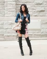 dresses with boots thigh high and mini pretty plain janes