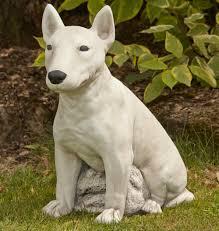 bull terrier ornament gardensite co uk