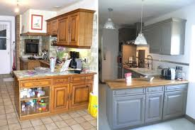 comment relooker cuisine rustique customiser cuisine en bois renover