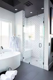 What Is A Master Bathroom A Master Bathroom Renovation White Subway Tiles Classic White