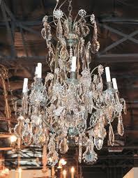 Vintage Crystal Chandeliers 25 Best Vintage Crystal Chandelier Images On Pinterest Crystal