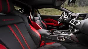 aston martin steering wheel the new aston martin vantage makes even bond look better u2013 robb report