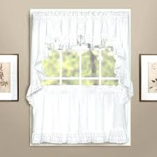 kitchen collection free shipping kitchen curtains tiers valances curtain for and decor on swag