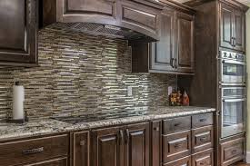 Kitchen With Stainless Steel Backsplash Granite Countertop Kitchen Countertops With White Cabinets Faux