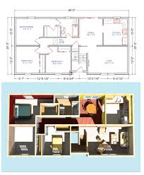 Ranch Basement Floor Plans Raised Ranch House Plans Style Home Designs Soiaya