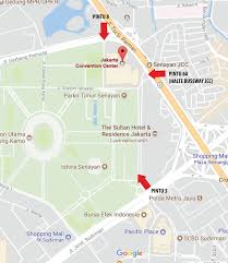 Map Of Jakarta Venue U0026 Travel Gess Global Educational Supplies And Solutions