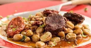 cuisine portugaise facile fèves à la portugaise favas guisadas marmite du monde