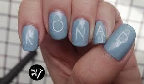 basics konad nail stamping h a l f i n c h n a i l s