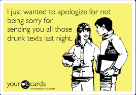 Memes About Being Sorry - i just wanted to apologize for not being sorry for sending you all