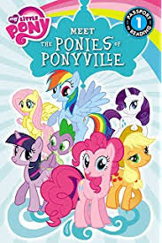 amazon com bendon my little pony imagine ink book toys u0026 games