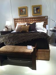 Tufted Headboard Bed 20 Ways To Tufted Leather Headboard