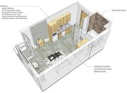 square foot or square feet 250 square feet of heaven in san francisco apartment therapy