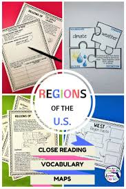 United States Region Map by Best 25 Map Activities Ideas On Pinterest Social Science Best 20