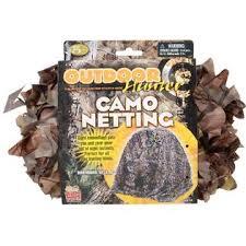 Camouflage Netting Decoration Kidz Toyz Outdoor Hunter Camo Netting