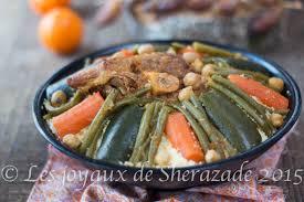 comment cuisiner des haricots verts couscous algérien aux haricots verts les joyaux de sherazade