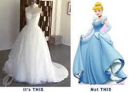 disney inspired wedding dresses blogging disney
