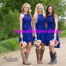 cheap royal blue bridesmaid dresses cheap royal blue country bridesmaid dresses chiffon