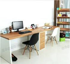 best desk long desk with drawers computer desk with drawers ikea