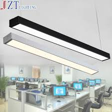 how to hang a fluorescent light led strip lights office classroom office chandeliers modern
