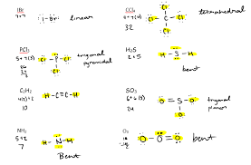 molecular geometry lab answers helpwork