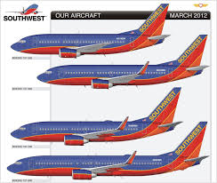 Southwest Flight Deals by Southwest Airlines Fleet As Of 2014 Southwest Airlines