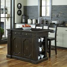 home styles monarch white kitchen island with drop leaf 5020 94