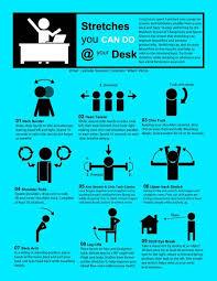 Computer And Desk Stretches Stretches At Your Desk Ka Mana U0027o