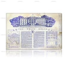 the white house blueprint u2014 oliver gal