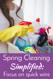 Springcleaning Spring Cleaning Simplified Focusing On Quick Wins Imperfect
