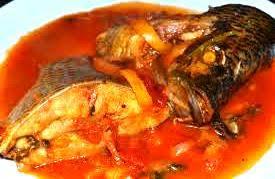 recette de cuisine poisson madeintogo sauce de poisson frais lanmoumou