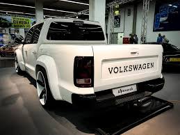 volkswagen pickup 2016 volkswagen amarok tuning highlights essen motorshow 2016 2