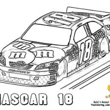 free printable coloring pages nascar cars archives mente beta