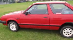 1985 subaru brat for sale 1985 subaru glf hatchback youtube
