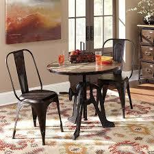 Amara Adjustable Height Dining Set Casual Dining Sets Dining - Adjustable height kitchen table