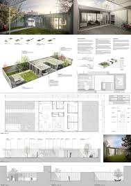architectural layouts best 25 architectural presentation ideas on