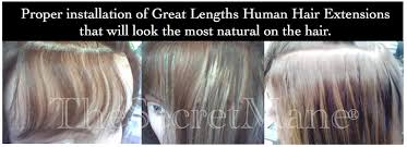 great lengths hair extensions do hair extensions really damage hair