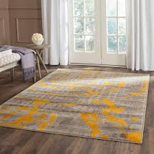 Yellow Area Rug 4x6 181 Best Contemporary Rugs Images On Pinterest Area Rugs