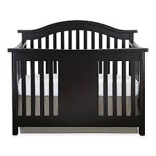 Stratford Convertible Crib Baby Appleseed Stratford 4 In 1 Convertible Crib In Espresso