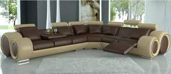 Top Grain Leather Sectional Sofas Brown Leather Sectional Sofa Clearance Adrop Me