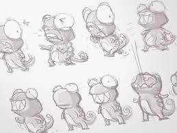 sketch candymeleon ios game by sittitsak jiampotjaman dribbble