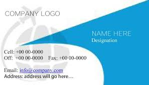 43 free business card templates u2013 free template downloads
