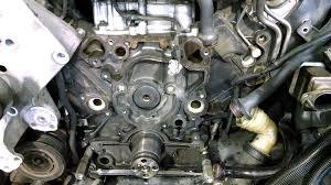 Ford Diesel Truck Radiator Cover - 6 4 ford f 450 diesel oil leak youtube
