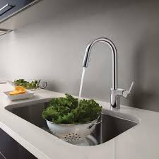 Kitchen Faucets High End Brilliant High End Rotate Polished Brass Kitchen Sink Faucets