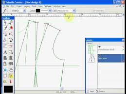 pattern and grading software cad pattern design software youtube