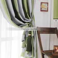 Grey And Green Curtains Wonderful Design Green And Gray Curtains Grey Decorate The House