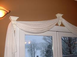 lace shades window treatments scarf window treatment ideas scarf