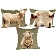Cow Home Decor Sheep Needlepoint Pillows Pillows Home Decor Accessories