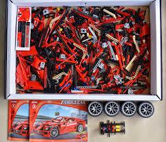 lego technic ferrari brick toys and all sorts decool 3333 famous car ferrari
