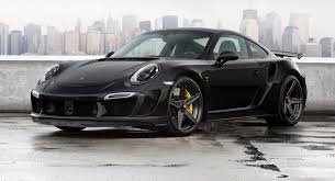 porsche 911 turbo s tuning topcar s stinger gtr is a beastly porsche 911 turbo s